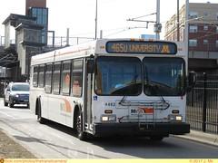 MVTA 4462 (TheTransitCamera) Tags: mvta4462 newflyerindustries nfi d40lf minneapolis mn minnesota university campus public transit transport transportation bus service route465u