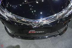 MotorShow_2017-04-02_5408 (kamaruld) Tags: bangkok thailand carshow bangkokinternationalmotorshow autoshow toyota altis vios camry hybrid