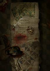 Mourning 悼念 III / III (namelesschina) Tags: 活摘器官 中共 海報 藝術 art poster 器官 中國 共產黨 organ china