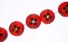 Lunar New Year (anita.miszczyk) Tags: london uk gb travel lunar new year chinese festival lampion