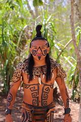 Portrait of a young man in the village of Ek Balam (_JLC_) Tags: méxico yucatán américa pueblos village retrato portrait maya prehispánico ekbalam étnico ethnic tribu tribe tribal prehispanic canon canon6d eos 70200f4is 200mm 6d 70200