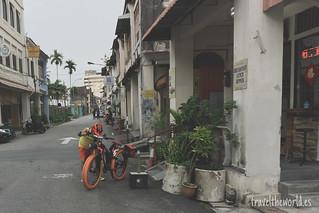 Bici ruedas gigantes