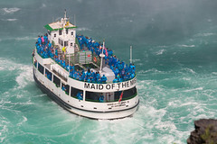 Maid of the Mist (A Great Capture) Tags: ig agreatcapture agc wwwagreatcapturecom adjm ash2276 ashleylduffus ald mobilejay jamesmitchell on ontario canada canadian photographer northamerica niagarafalls niagarafallscanada niagara maidofthemist boat gorge river water mist touristattraction trip travel vacation getaway torontodaytrips daytrip misty falls waterfall tour tourist attraction