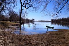 Not Yet, M'Dear (Anvilcloud) Tags: carletonplace flooding mississippiriver riversidepark hbm