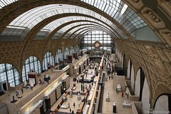 20170407_orsay_grande_galerie_955c5 (isogood) Tags: orsay orsaymuseum paris france art sculpture statues decor station artists