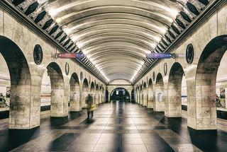 Tekhnologichesky Institut metro station