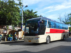 Davao Metro Shuttle 555 (Monkey D. Luffy ギア2(セカンド)) Tags: guillin daewoo bus mindanao philbes philippine philippines photography photo photograhy public enthusiasts society road vehicles vehicle