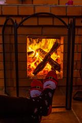 DSC_7849 (sergeysemendyaev) Tags: 2016 ruza russia countryside руза россия деревня камин огонь тепло fireplace warm warmth fire