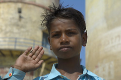 india__49 (BooBoopdx) Tags: nikon d7100 afs dx 1685mm 3556 india travel color photography people faces boy varanasi street