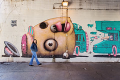 (~ cynthiak ~) Tags: 365 365days 3652017 2017 april april2017 selfportrait chicago streetart adorandsemor ador semor streetmural img7268