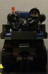 Swat team (Alexa thlt) Tags: lego zombie apocalypse legozombie legominifigure minifigure swat