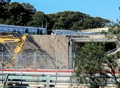 CBD & South East Light Rail - Moore Park - Update 24 April 2017  (8) (john cowper) Tags: cselr moorepark sydneylightrail cutandcover tunnel alignment easterndistributor acconia sydney infrastructure construction transportfornsw newsouthwales