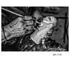 Processo artesanal da Carranca do Velho Chico. (Elias Rosal Photographer) Tags: velhochico sertão bahia carranca brasil cultura nordeste