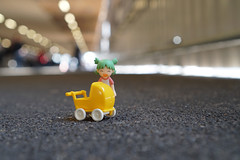 Babysitting (omgdolls) Tags: yotsuba よつば playmobil