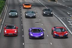 Lamborghini / Porsche / Ferrari / Nissan / Mclaren, Wan Chai, Hong Kong (Daryl Chapman Photography) Tags: mclaren nissan porsche lamborghini ferrari smd 911 12c gtr gallardo 458 speciale sc2682 gl29 rm4445 ny332 gm877 tl8898 gd832 car cars auto autos automobile canon eos 1d mkiv is ii 70200l f28 road engine power nice wheels rims hongkong china sar drive drivers driving fast grip photoshop cs6 windows darylchapman automotive photography hk hkg bhp horsepower brakes gas fuel petrol topgear headlights worldcars daryl chapman darylchapmanphotography
