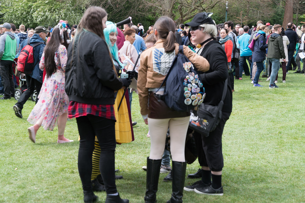 EXPERIENCE JAPAN FESTIVAL DAY 2017 [AT FARMLEIGH IN PHOENIX PARK]-127177