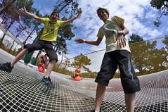 Explora Parc Parcours Filets Enfants (Explora Parc) Tags: saintjeandemonts accrobranche loisirs forêt des pays de monts