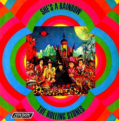 Rolling Stones - She's A Rainbow - US - 1967 (Affendaddy) Tags: london us 1967 therollingstones shesarainbow vinylsingles collectionklaushiltscher