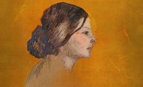 "Las Madeleines escuchando la soleada soledad, descripciones de Henri de Toulouse Lautrec (1889) y Pablo Picasso (1904). • <a style=""font-size:0.8em;"" href=""http://www.flickr.com/photos/30735181@N00/8815697480/"" target=""_blank"">View on Flickr</a>"