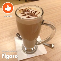 (JoChoo) Tags: coffee cafe mocha latte figaro figarocafe uploaded:by=flickrmobile flickriosapp:filter=nofilter figarocittamall