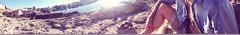 pano (Yentl Spiteri) Tags: summer panorama beach apple swim sunny malta explore iphone