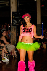 Lyndsey Merryman for Neon Nancy (Carissa A. Thrush) Tags: columbus ohio color fashion for neon with designer models nancy week finale runway tutu alternative lyndsey merryman