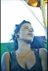 Ephy girl (maruan's travel [a bit away.. vEEEry busy]) Tags: summer travelling dreadlocks boat sister dreads dreadlock rastas leonor mybeautifulsister ephy23
