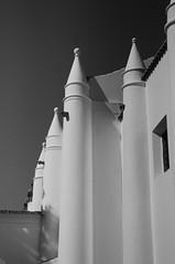 Portuguese South architecture (pedrosimoes7) Tags: light blackandwhite bw art portugal architecture lightandshadows arquitectura cc creativecommons blackdiamond arraiolos blackandwhiteonly arquitecturaportuguesa vanagrammofon creativephotocafe
