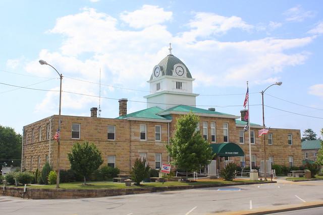 Fentress County Courthouse - Jamestown, TN