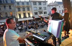 Destination brèche - Darri (Mairie de Niort) Tags: bar jardin scene esplanade été musique niort vendredi gratuit breche caféconcert