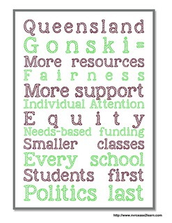 Queensland Give A Gonski