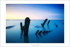 old wreck (Emmanuel DEPARIS) Tags: ship viking merdunord épave poselongue nd110 seanorth emmanueldeparis