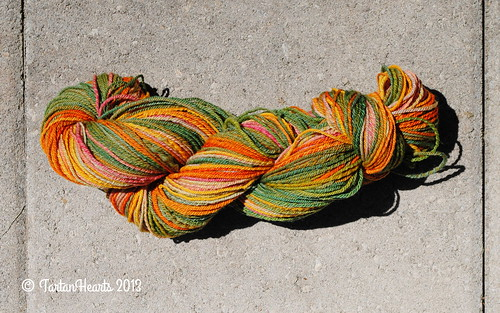 Widdershin Woolworks 100% Polwarth, n-plied