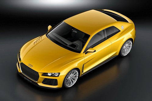 Audi Sport Quattro Concept Photo Gallery