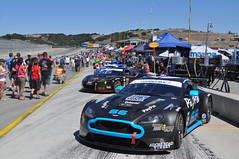 Grand-AM Road Racing, ROLEX Sports Car Series, Continental Sports Car Challenge at Laguna Seca. RACE DAY (SpeersM5) Tags: road ford sports car race honda am day continental grand racing chevy bmw series laguna mazda seca challenge rolex racecars grandam