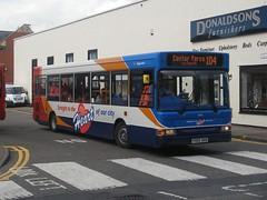 Stagecoach Cumbria & Nth Lancashire, 34719 [PX05EKN] - Carlisle (14/09/13) (David's NWTransport) Tags: pointer dart stagecoach adl adldart adlpointer px05ekn stagecoachcumbrianorthlancashire