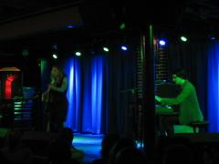 Dar Williams & Bryn Roberts (Rockin' KE) Tags: travel guitar stlouis missouri acoustic concerts darwilliams