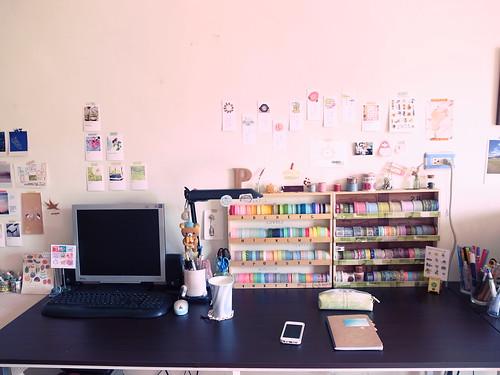 我的工作桌12