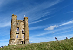 Broadway tower (geoffspages) Tags: geotagged broadway cotswolds worcestershire folly broadwaytower geo:lat=52023953419340515 geo:lon=18357038497924805