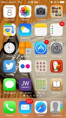 JW Library — more than just a pretty new icon on my home screen (MacSmiley) Tags: awesome mobiledevices officialapp jwlibrary