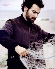Aidan Turner - The Article (page 7) (VisionSisters) Tags: magazine article the aidanturner