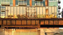 WHEN ELK ARYS SIGH (BLACK VOMIT) Tags: train graffiti ol south el dirty dos sigh when boxcar elk freight kamino arys elkamino