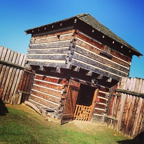 Fort Randolph #mothman #point #fieldtrip #lchspride #pioneer
