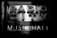 Radio City Music Hall (blichb) Tags: nyc newyorkcity blackandwhite bw usa newyork sw radiocitymusichall schwarzweis 2013 canon6d blichb vision:text=0807 vision:night=0511