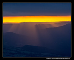 Megalong Valley, Blue Mountains, Canon 5D3 2782 (Gary Hayes) Tags: sunset sydney australia bluemountains boarshead megalongvalley