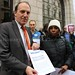 Simon Hughes receives open letter.