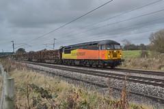 56105 6J37 (DM47744) Tags: railroad west train grid coast log gate sandy transport traction rail railway trains lane railways freight mainline colas railfreight 56105 6j37 cass56