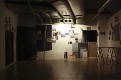 El Gran Estudio (Instalación EspacioF, Madrid)2011
