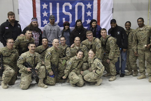 USO Tour 2013 [Image 8 of 86]