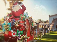 Merry Christmas! (pixelmama) Tags: merrychristmas 2013 sandiego santaclaus balboapark reindeer decemberlights merrybright eatdrinkbemerry pixelmama explore